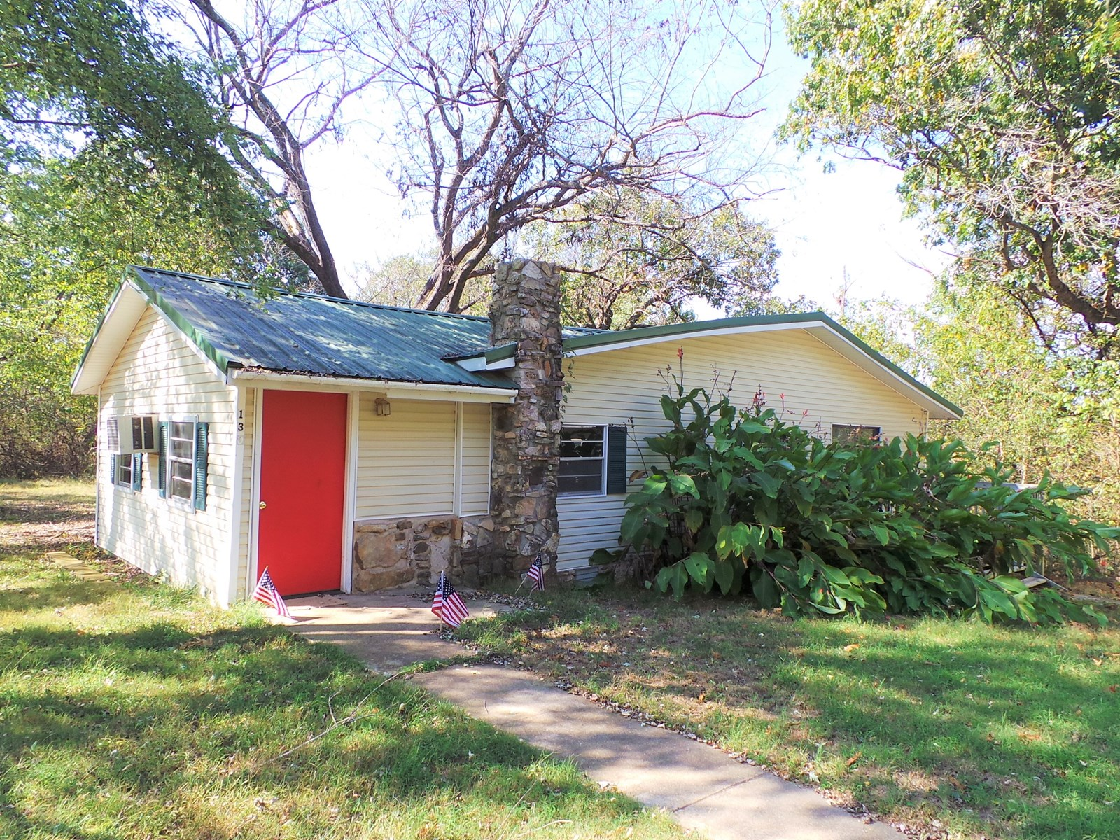 2 HOMES FOR SALE IN YELLVILLE, ARKANSAS