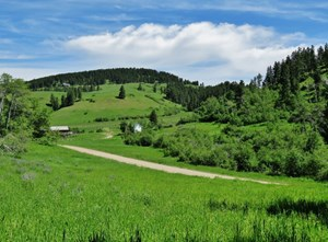 LEWISTOWN MONTANA MOUNTAIN RANCH HUNTING PROPERTY FOR SALE