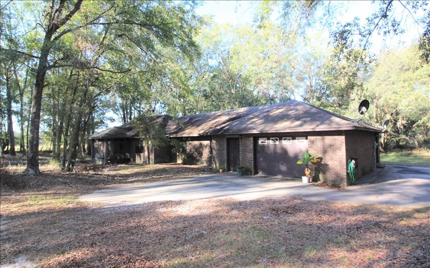 Country Home in Hamilton County, FL