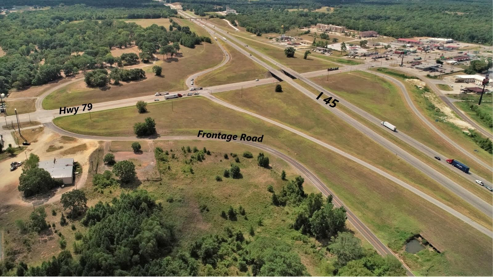 Commercial Property For Sale - Leon County - Buffalo, TX