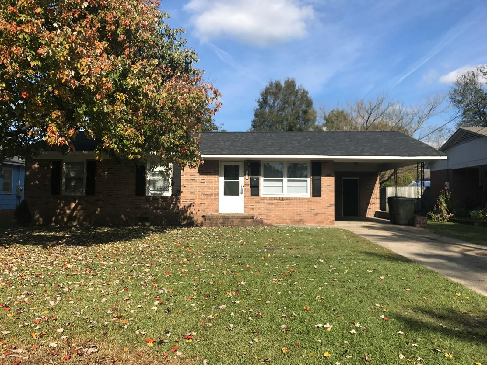 Washington, NC Brick home for Sale