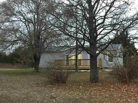 3 BEDROOM, 2 BATH HOME, 5.80 ACRES, POTWIN, BUTLER CO.KANSAS