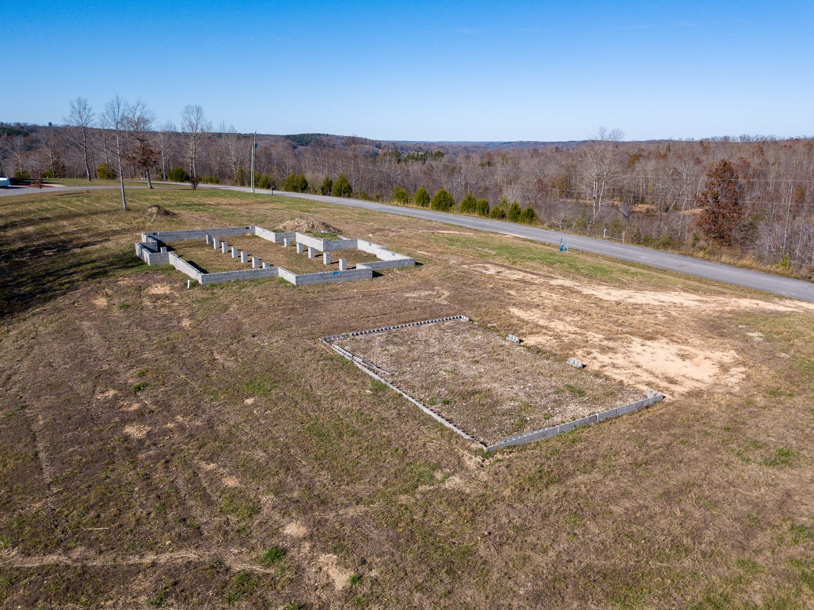 TENNESSEE HOME SITE FOR SALE 4 ACRES HURRICANE HILLS