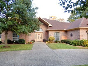 HOME FOR SALE IN EMERALD BAY GOLF COURSE COMMUNITY EAST TX