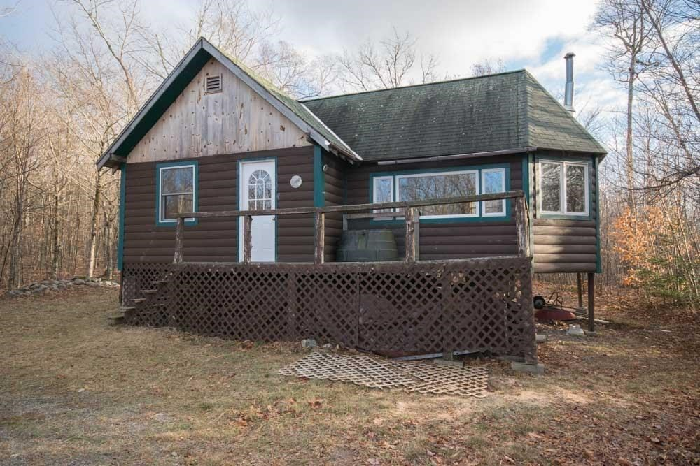 Maine Off Grid Cabin For Sale In Lowell