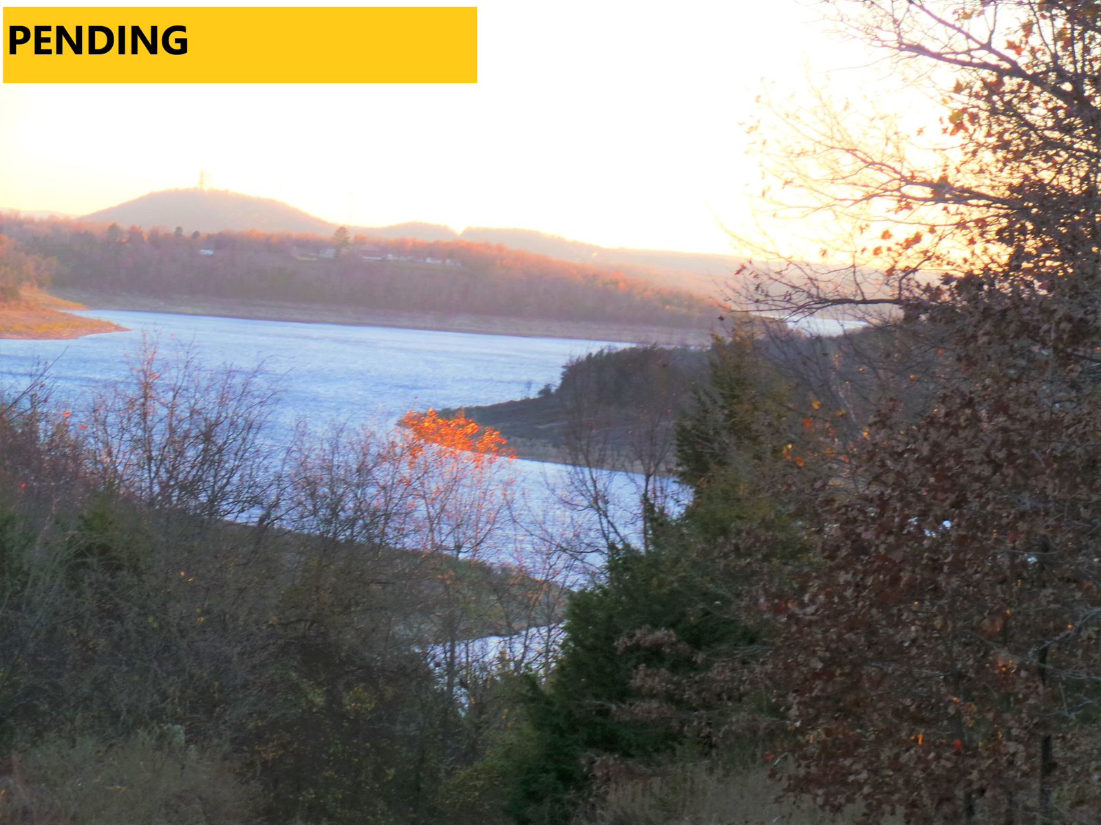 Property Overlooking Bull Shoals Lake for Sale