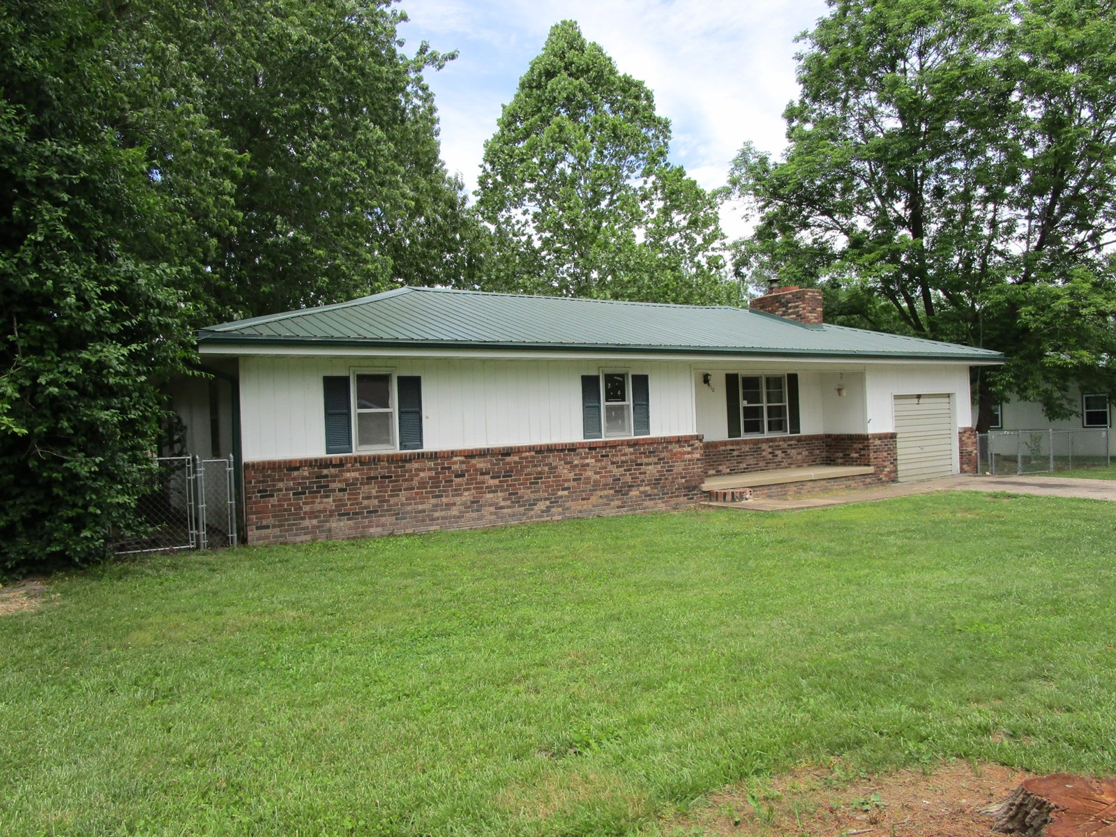 MOTIVATED SELLER!  Home in Town - Fenced Back Yard