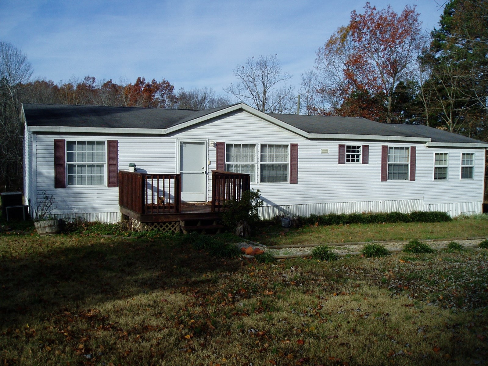 House and 20 acres for sale in S.E. MO