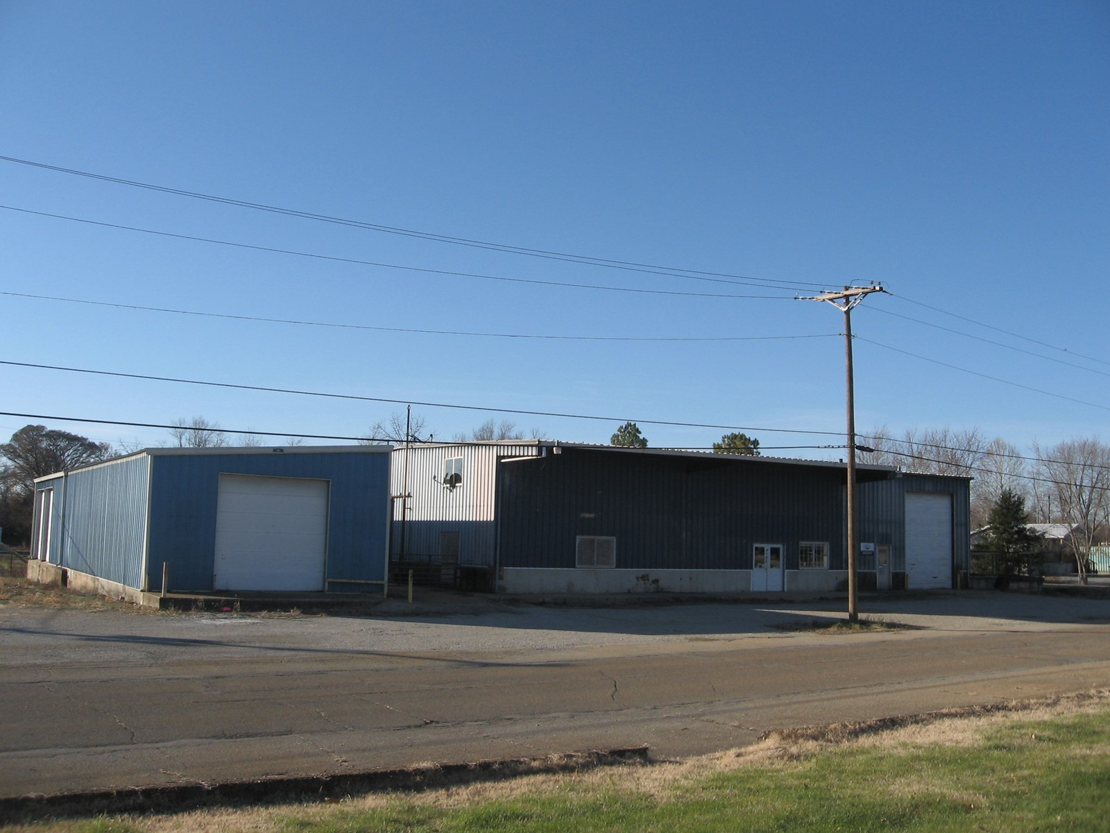 GREAT COMMERCIAL PROPERTY IN FREDERICKTOWN:
