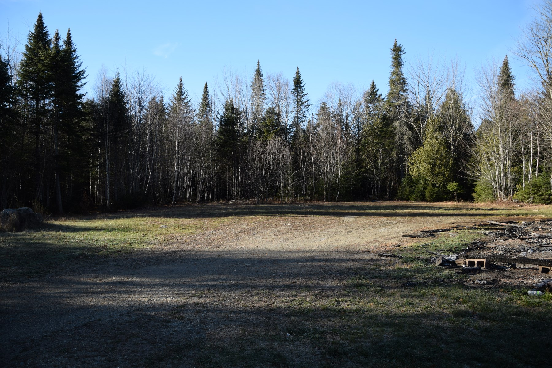 Maine Lot for Sale in Mattawamkeag
