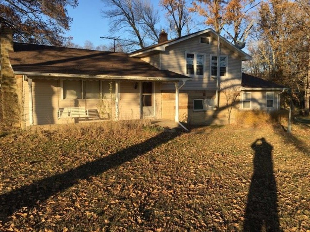 Tri-level home in Sumner located in Lawrence County