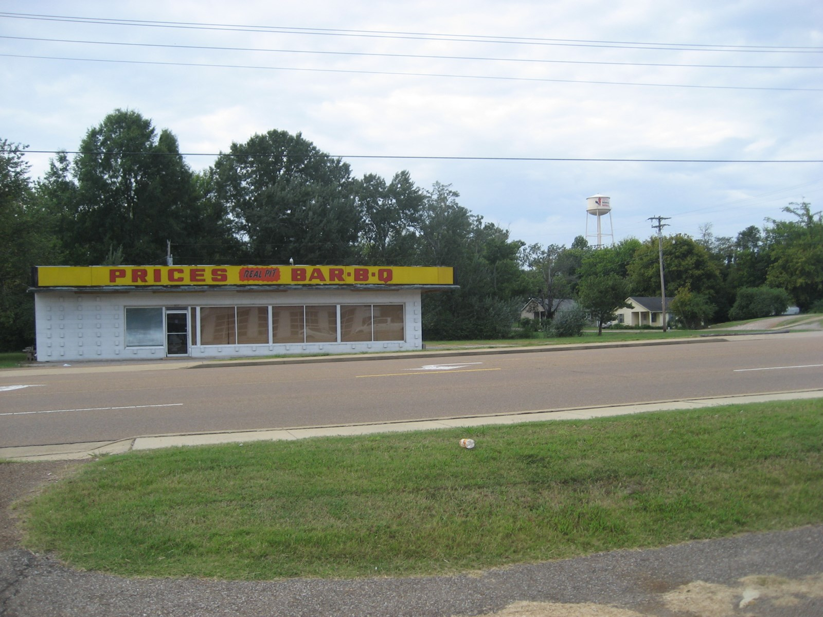 COMMERCIAL BUILDING ON MAIN ST / HIGHWAY IN ADAMSVILLE, TN