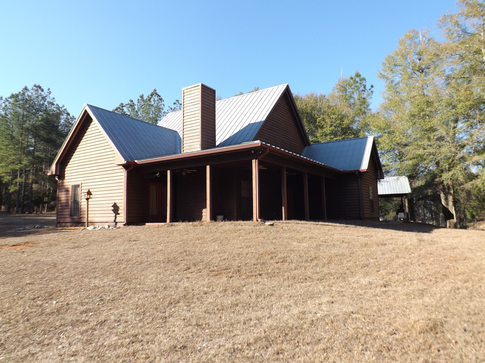 Recreational/Timber/Hunting Land For Sale In Alabama
