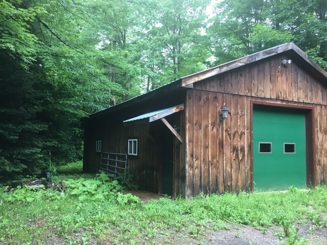Cabin on 13 Acres in Adirondack Foot Hills