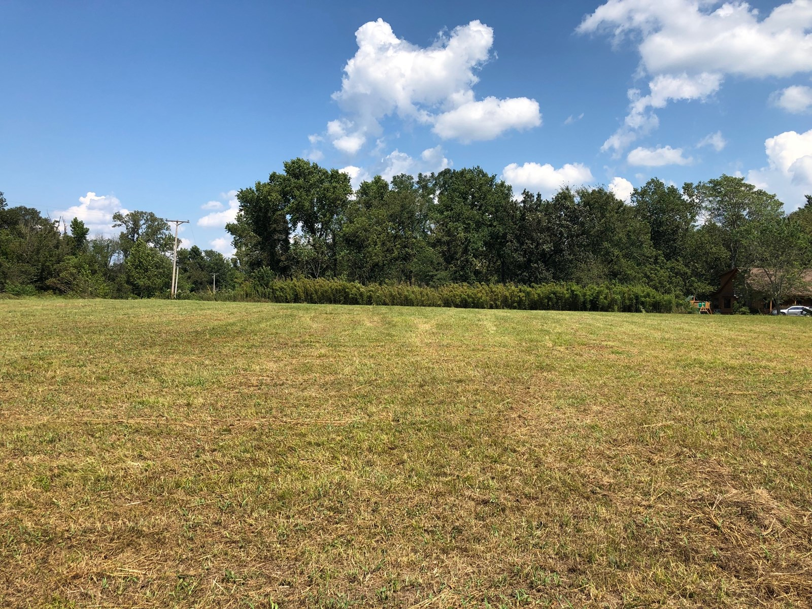 BUILDING LOT ON WHITE RIVER CHANEL FOR SALE