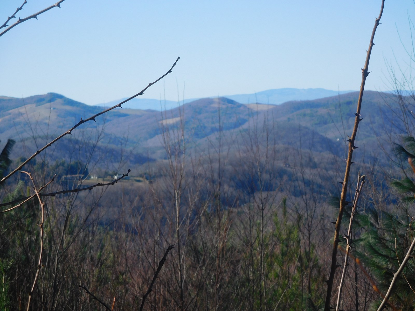 Green Mountain Rd Near Blue Ridge Parkway Lot 1.85 ac +/-
