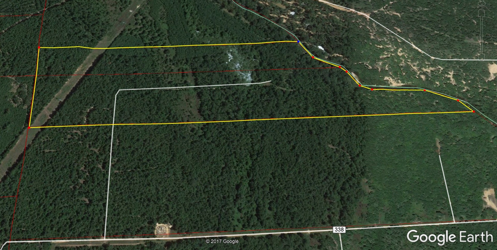 EAST TEXAS RIVERFRONT LAND FOR SALE IN ANDERSON COUNTY TEXAS