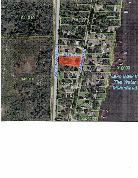 VACANT LAND FOR SALE, CENTRAL FL, LAKE WALES, LAKE ACCESS