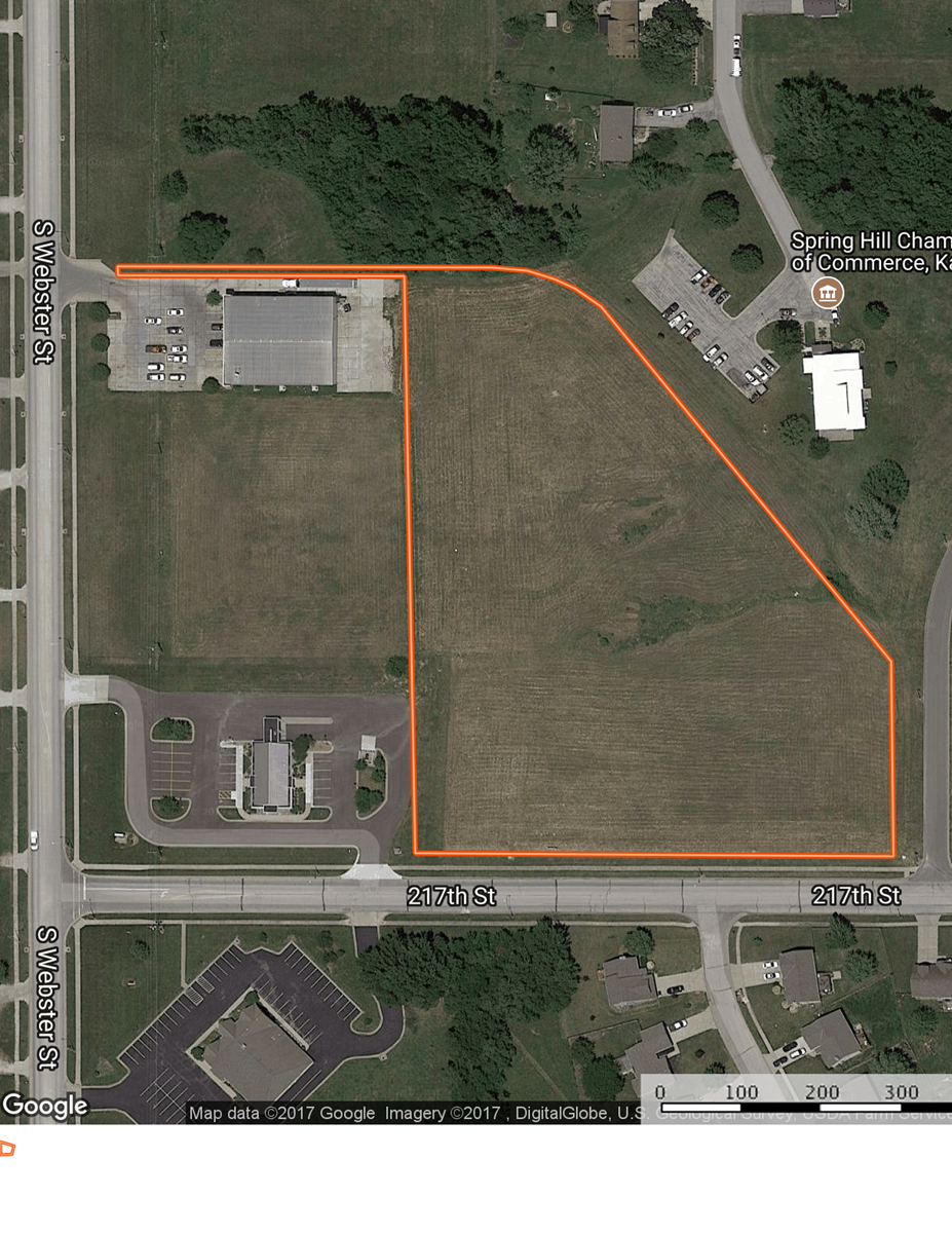 Commercial Development Auction, Spring Hill (Tract 1)