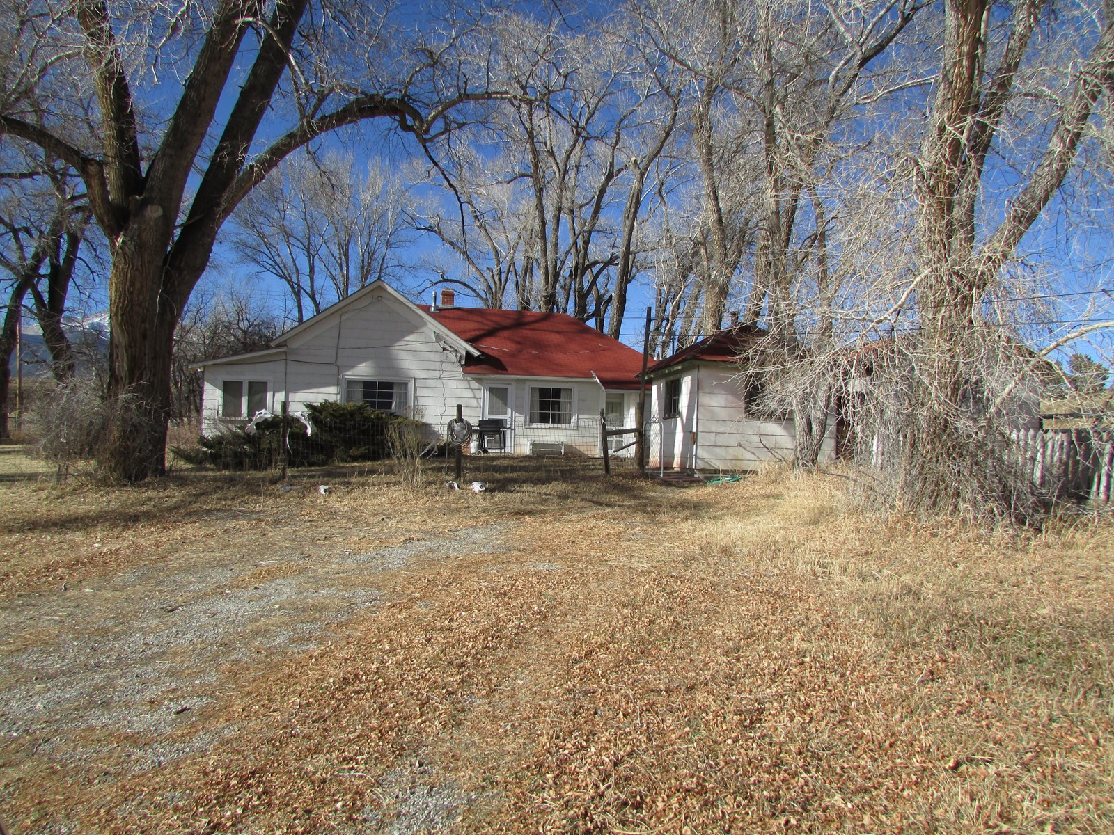 Large Colorado Historic Ranch for Sale in Chaffee County CO