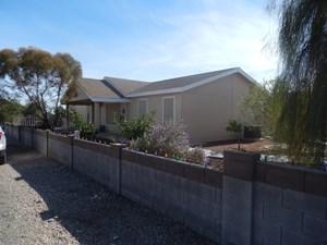 SALOME, AZ HOME IN DESERT COMMUNITY WITH GARAGE