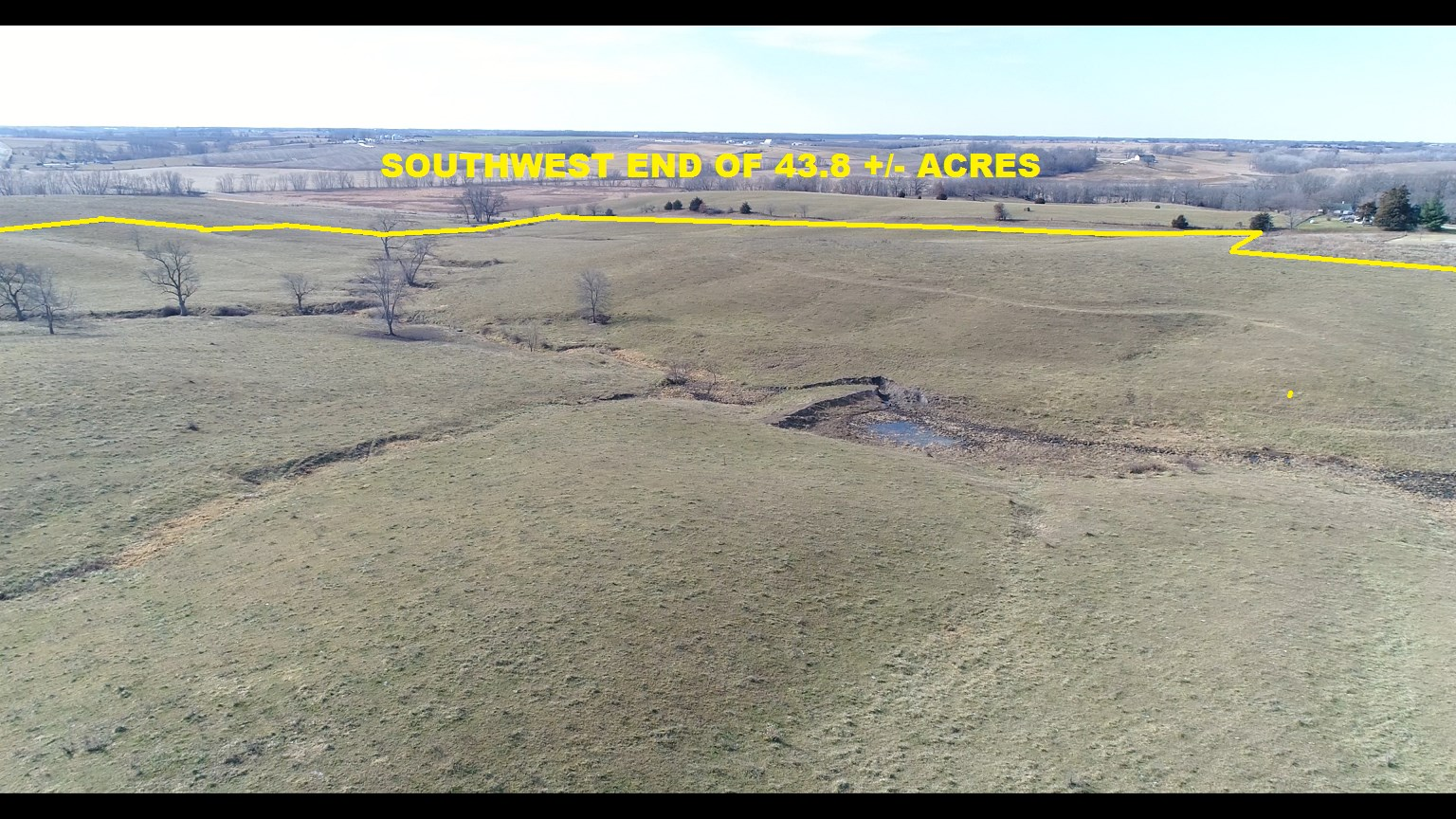 NORTHEAST MO PASTURE LAND AUCTION & HOME AUCTION SCHUYLER CO