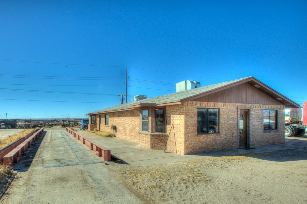 Industrial Land Dairy Farm Feedlot Southern New Mexico