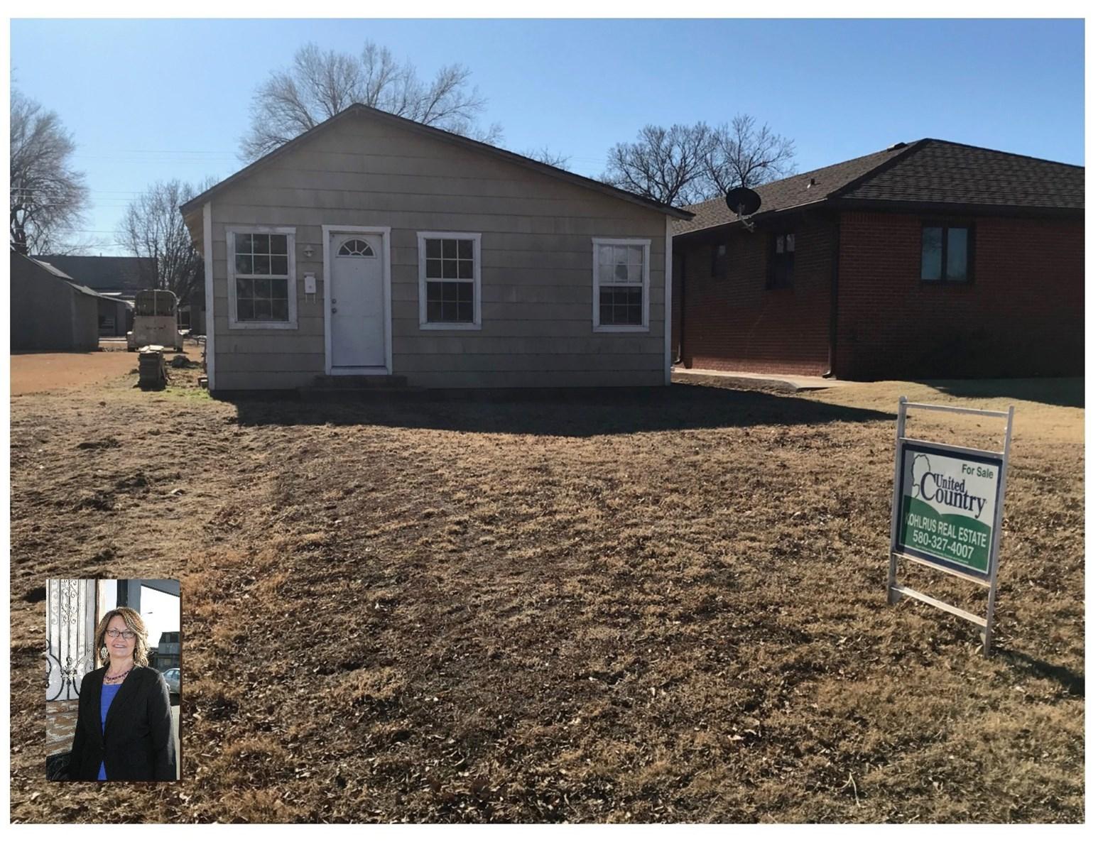 House for Sale Alva, OK  Woods County