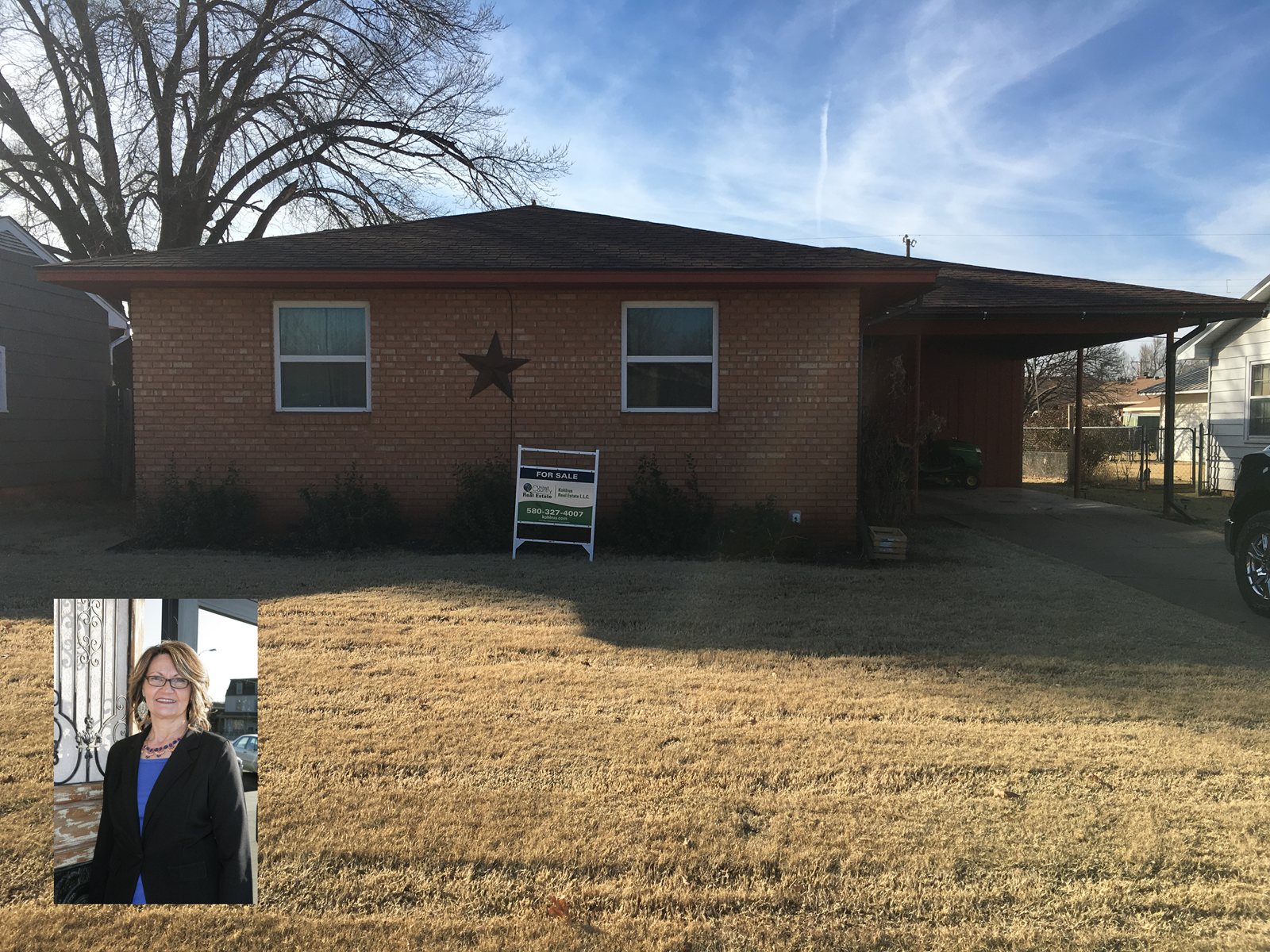 House for Sale Alva, OK