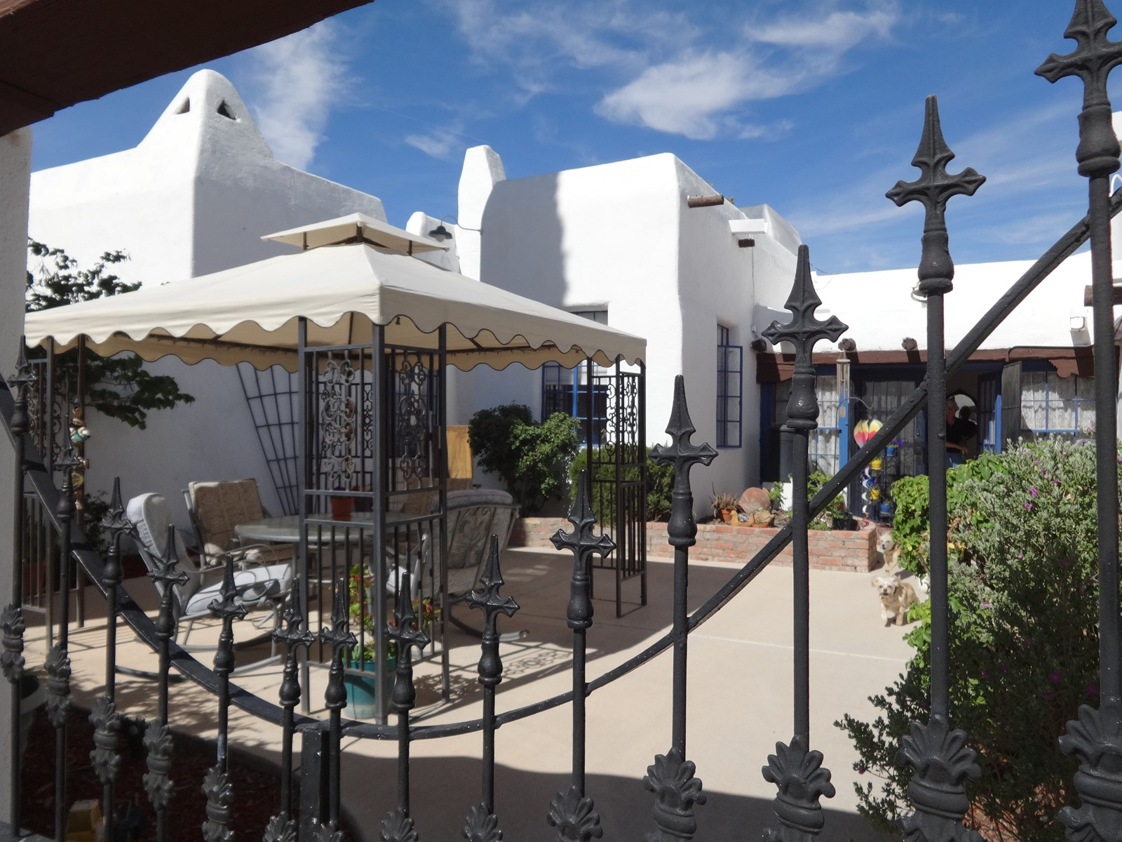 Deming NM Adobe home with Casita for sale