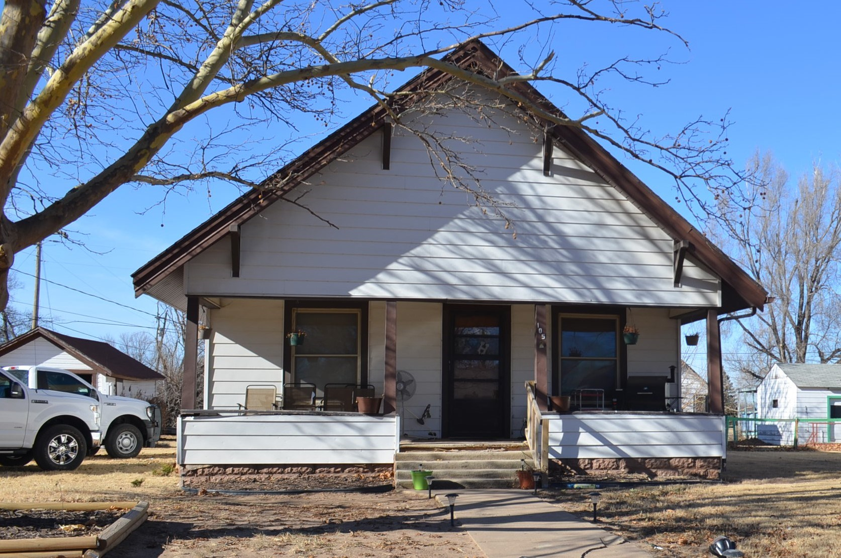 Historical Home For Sale in Protection, Kansas