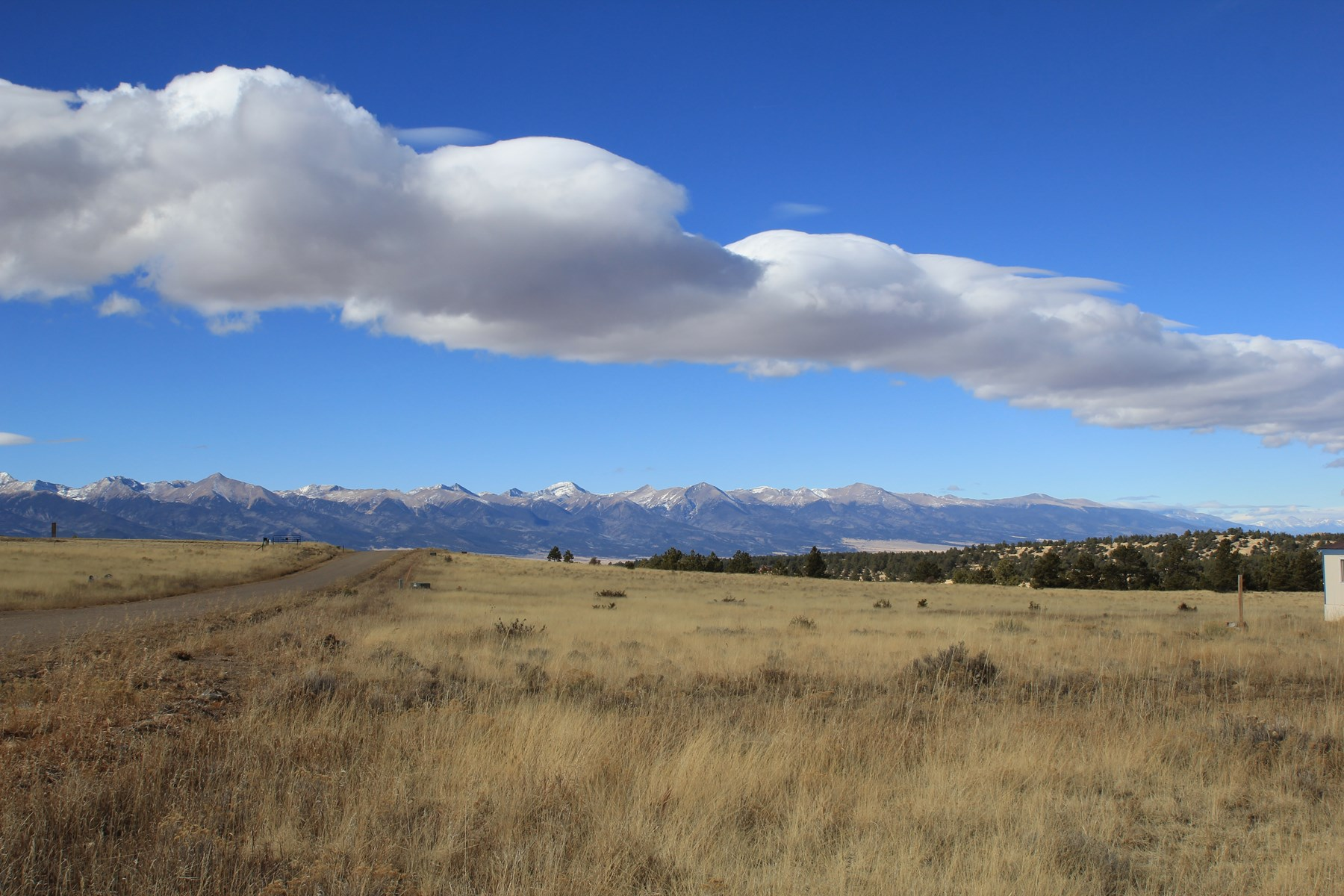 Land with views of the Sangre de Cristo Mtns. Westcliffe, CO