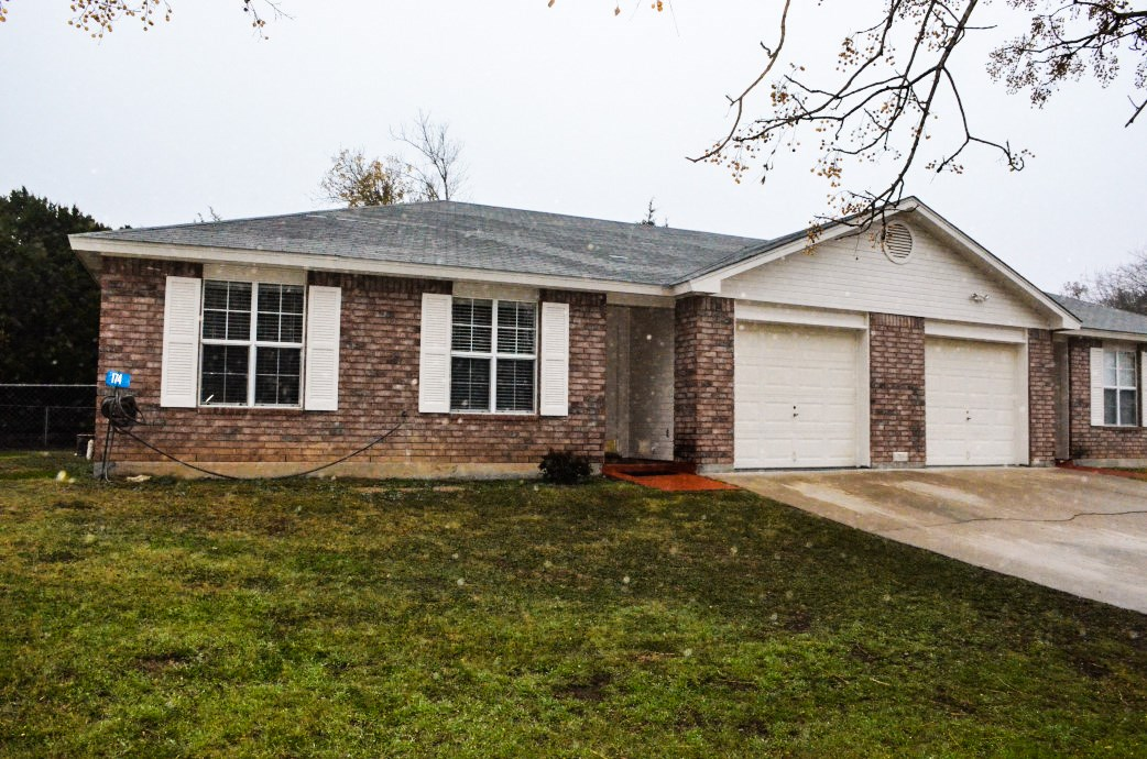 Duplex For Sale Kempner TX!  Country Setting!