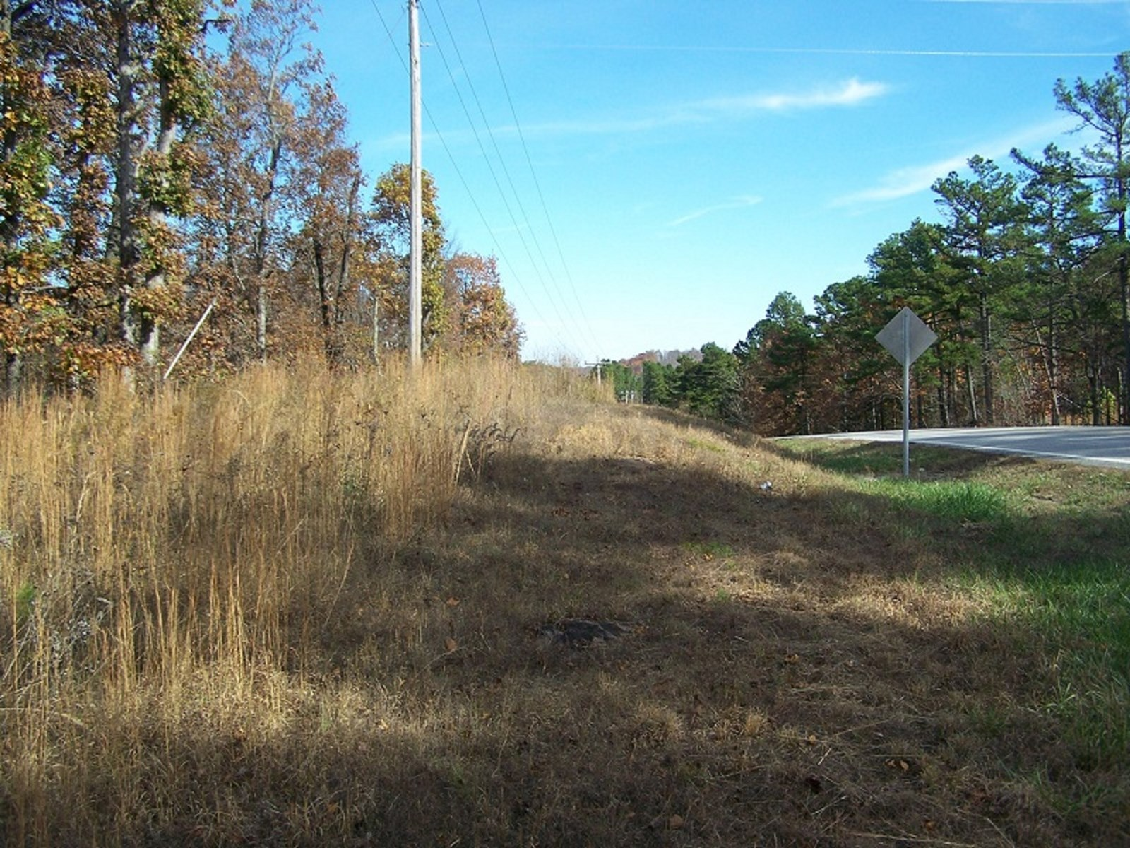 AR Ozarks Mountain Recreational/Hunting Property for Sale