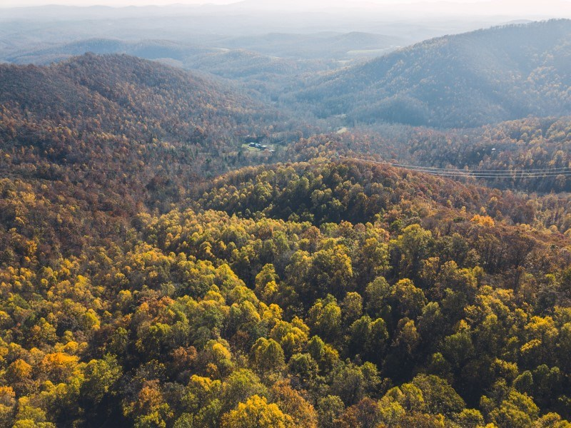 Over 100 Acres of Recreational Mountain Land in Ferrum VA!