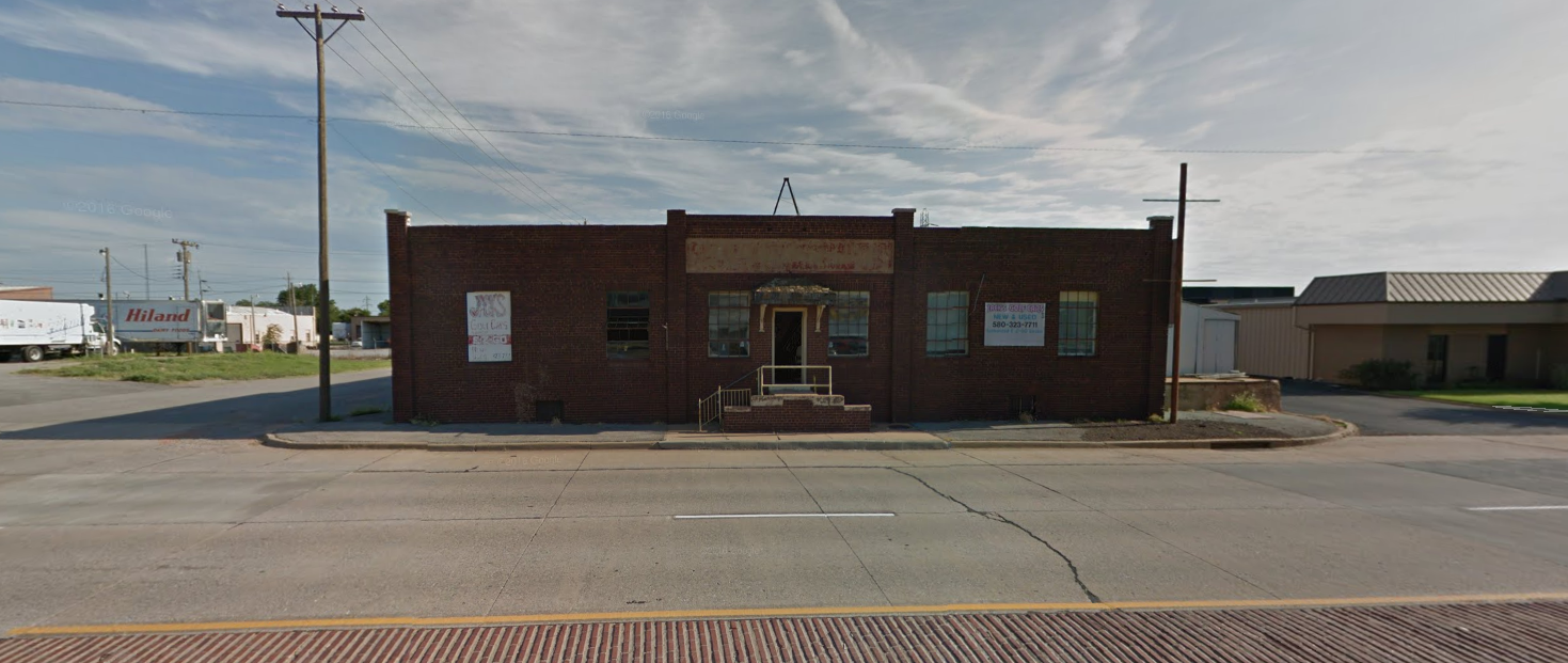 Commercial Property for Sale, Clinton, OK
