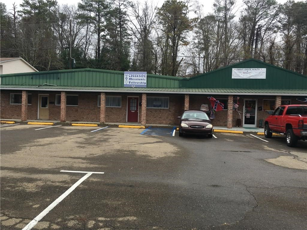 Own your own Retail Center - State Hwy 53 road frontage
