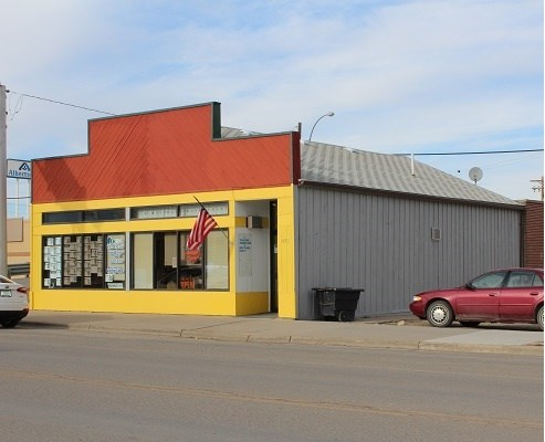 For Sale SHELBY MT Commercial OFFICE BUILDING INCOME