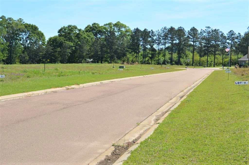 Golf Course Building Lots for Sale Fernwood, Pike County, MS