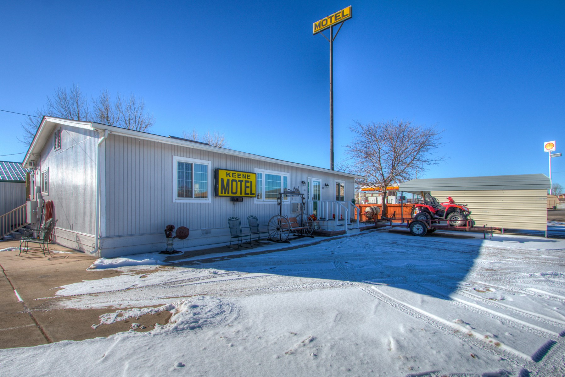 Colorado Motel For Sale Keenesburg NE of Denver & Brighton