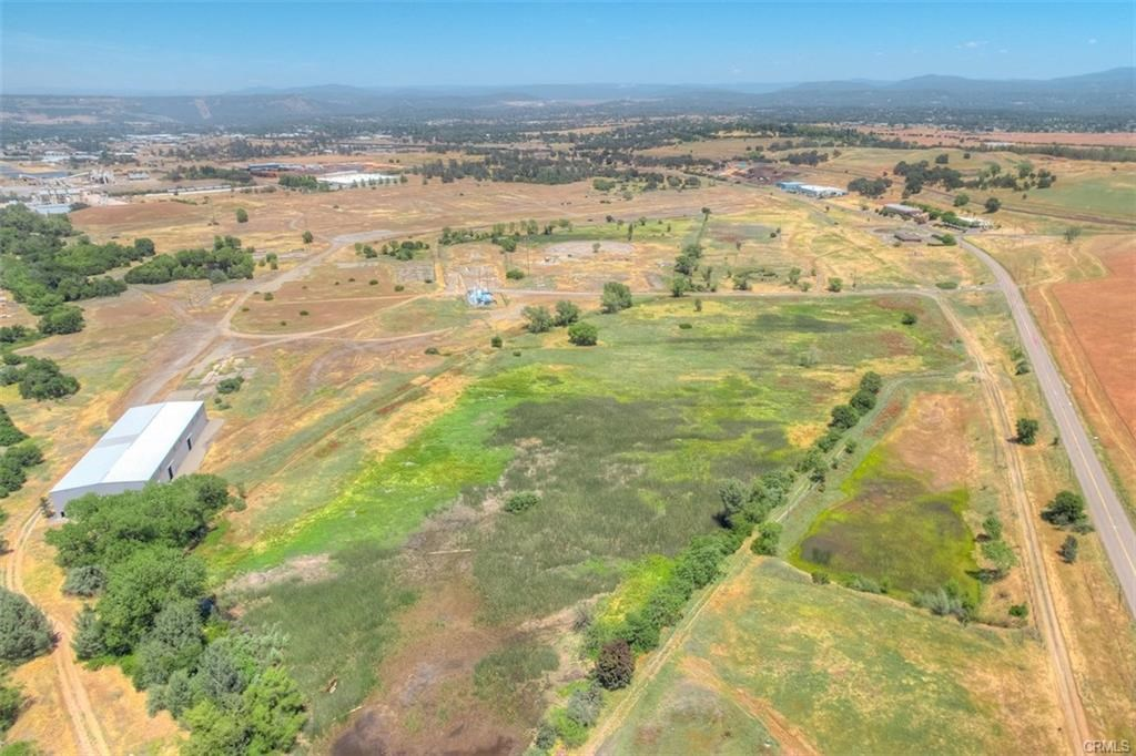 Industrial Lot For Sale on 6.77+/- Acres Oroville, Ca