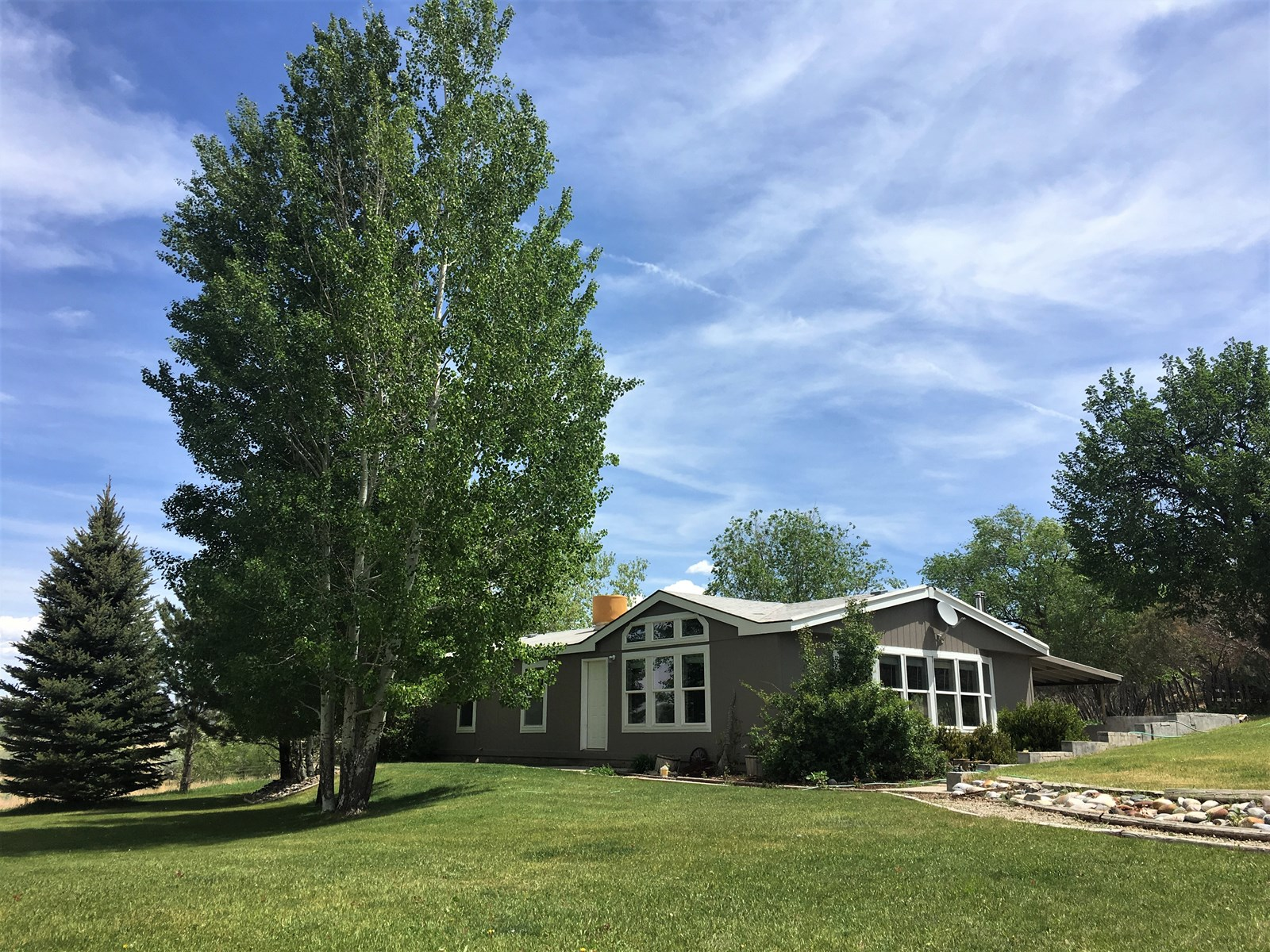 Home & Shop on Acreage in Cortez, CO For Sale