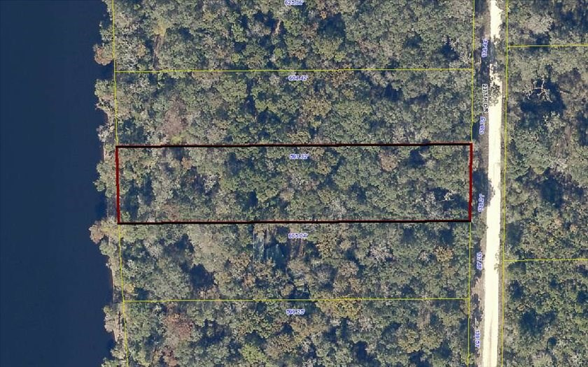 Suwannee River Lot For Sale