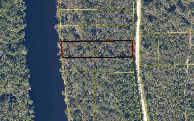 Almost 2 Acres on the Suwannee River!