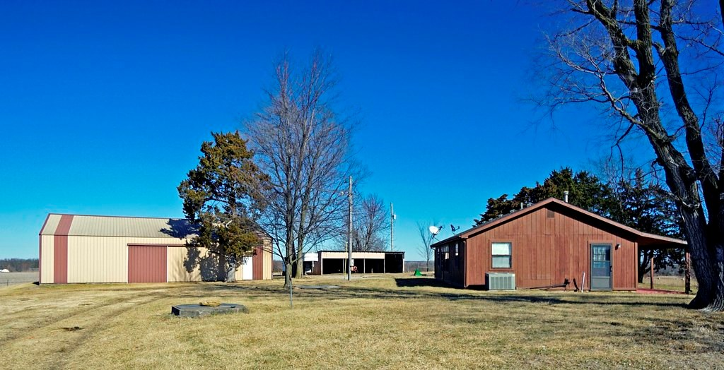 Home with Equine Facilities For Sale in Henry County