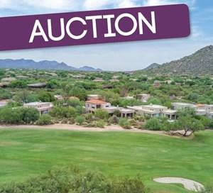 BOULDERS RESORT GOLF HOME NO RESERVE AUCTION, SCOTTSDALE AZ