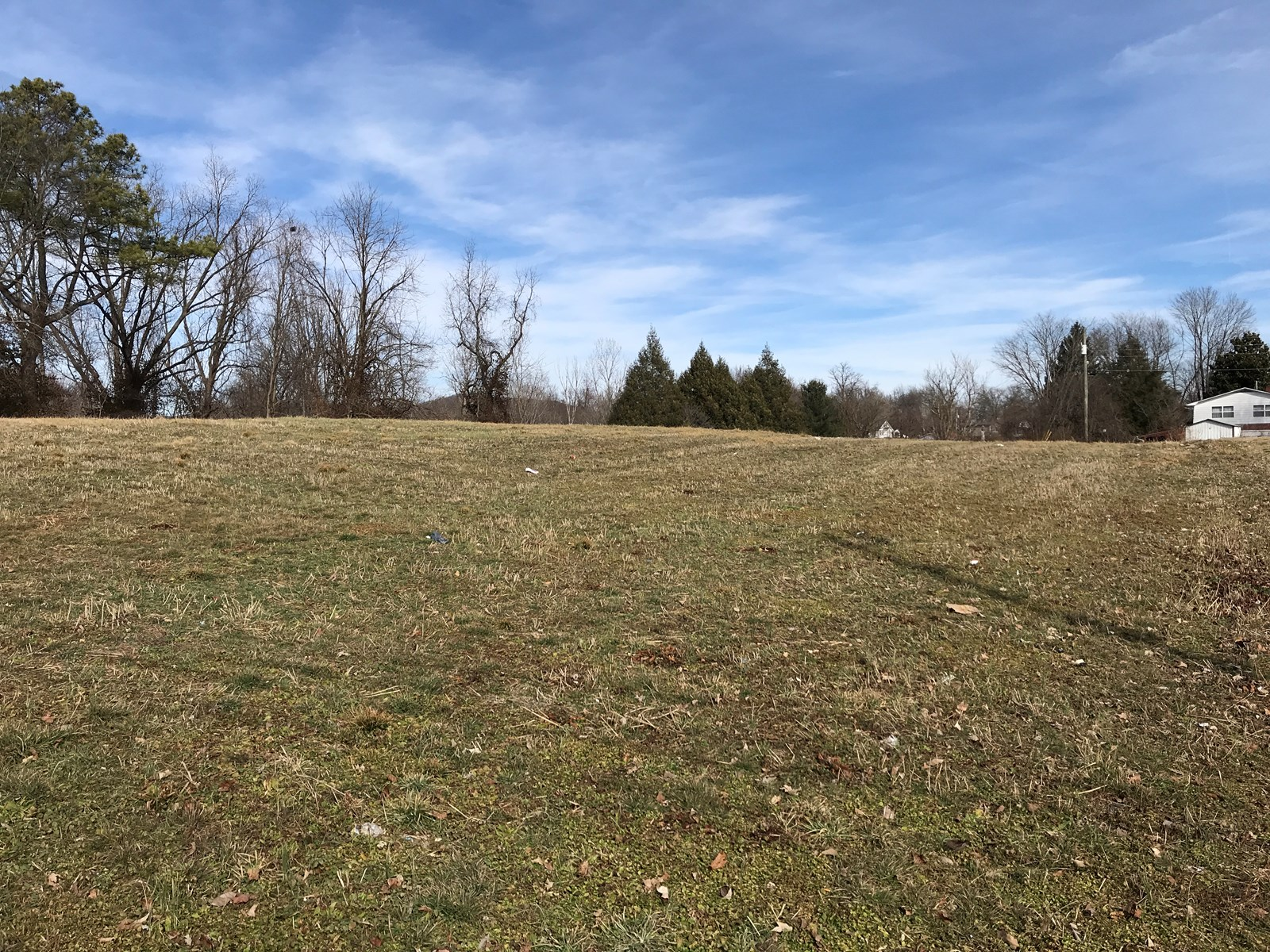 Land for sale in Albany, Kentucky.
