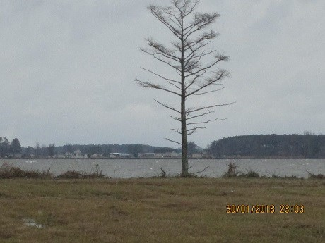Spectacular Albemarle Sound views located in Hertford NC