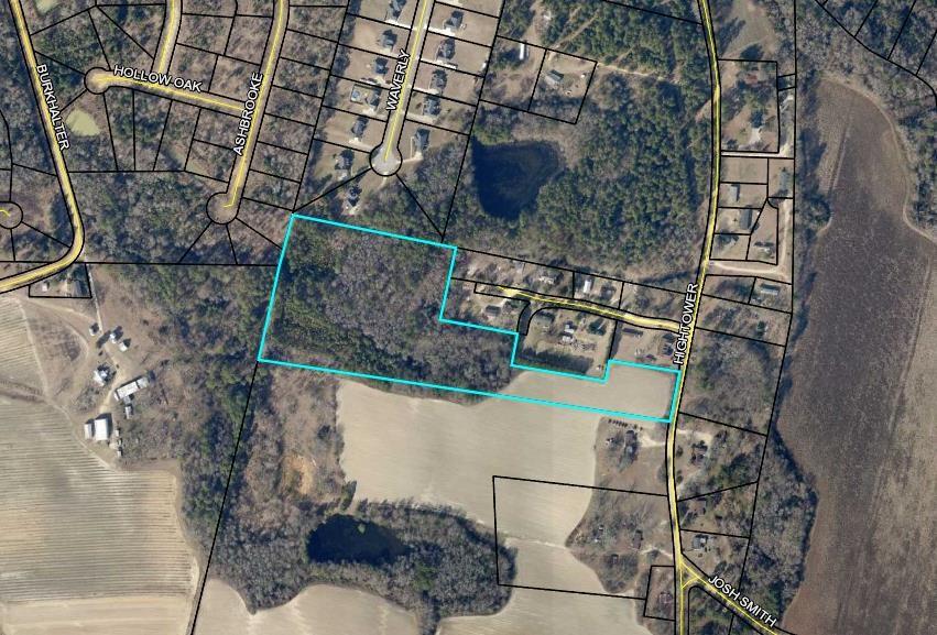 11.8 Acres on Hightower Road in Statesboro, GA