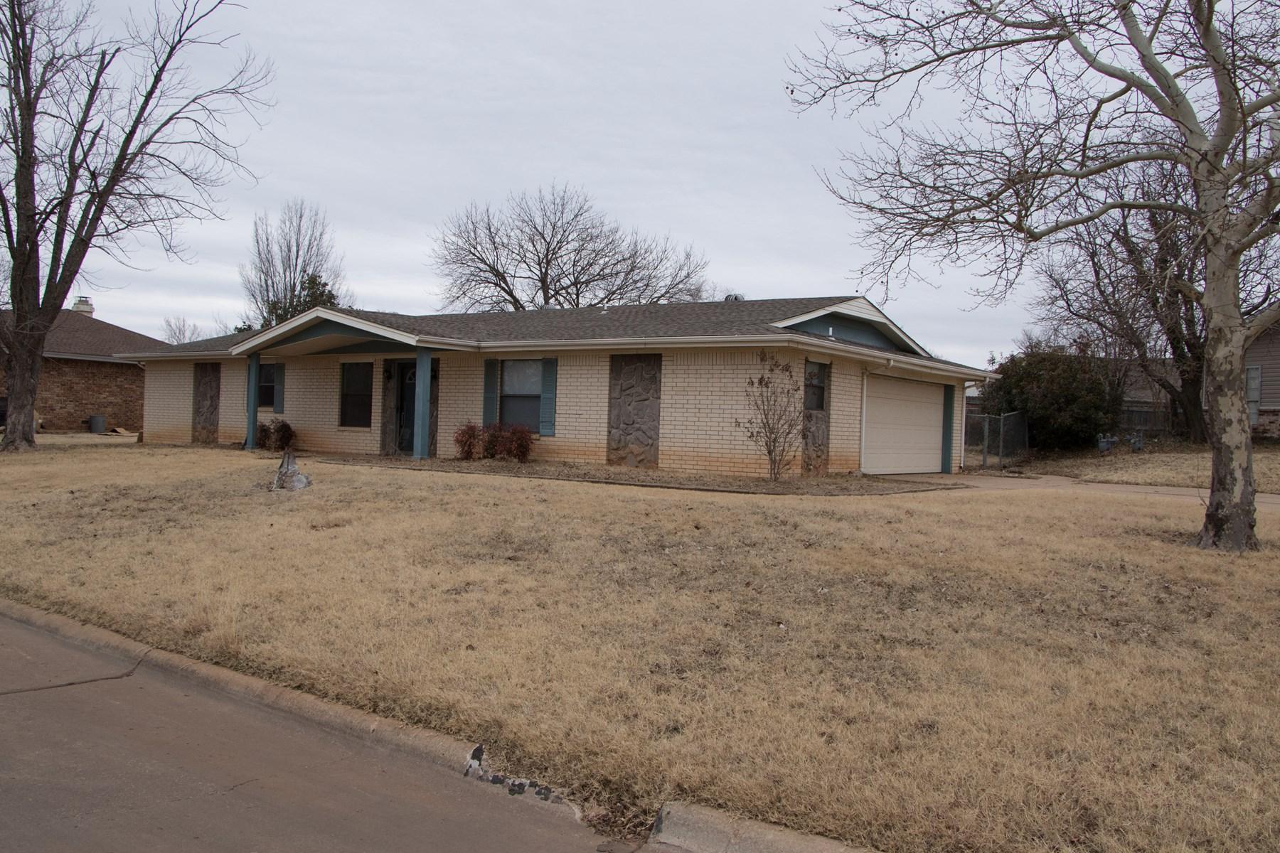 Stillwater Oklahoma Home for Sale | Near Oklahoma State Univ